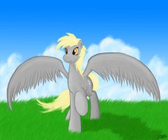 Derpy Hooves :3 by Ultimiant