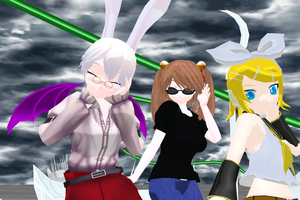 MMD_Cute_Picture by kilala1148