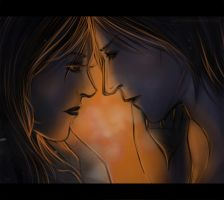 OUAT: Golden {Rumbelle} by LadyTheirin