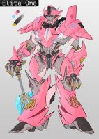 TFP Elita One by cocookie