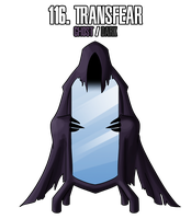 Fakemon: 116 by MTC-Studios