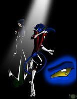 X-Men : Nightcrawler by Shiukian