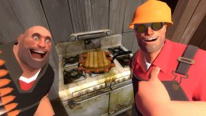 Makin' Bacon by SpaceFishInSpace
