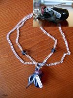 Living death potion necklace by Mafii483