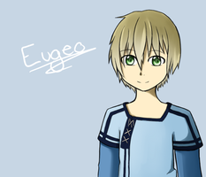 Eugeo by Melody-Of-Logic