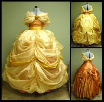 Belle Dress 2.0 by Durnesque