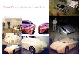 Development of a car by Carloske