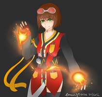Did somebody say FIRE BENDING? by MyaChan13