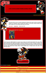 Shadow the Hedgehog Journal Skin by DrTrueBlueJS