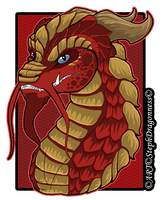 DragonHeart: Griffin by StephDragonness