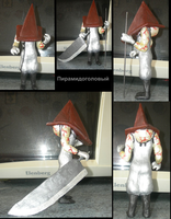 Pyramid Head finished by Pandora2109