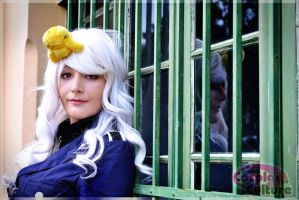 Prussia Reflex by cosplayculture