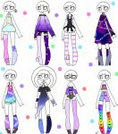 Big Outfit Batch {OPEN} by pink-lemonade-bunny