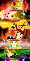 Tales of Smash - Final Artes (Old) by GallantZale