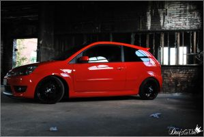 Ford Fiesta Individual Shoot 3 by DavysGT