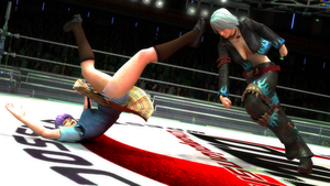 Ayane VS Christie by James--C