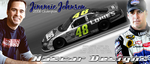 Jimmie Johnson Website Banner. by darkervisions