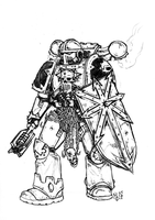 First Founding: The Iron Warriors --Legiones IV-- by Belazikkal