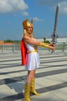 She-ra by KillerGio