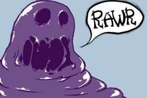 -It's The Blob-Monsta- by fun-with-mushrooms