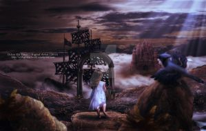 The Unfinished Dream by O2DigitalArtwork