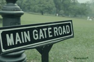 Main Gate Road by AwesomeAmbry
