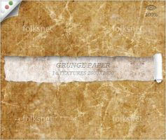 Grunge Paper 1.0 by GrDezign