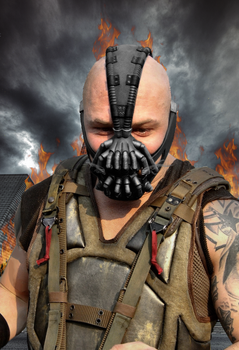Simple Bane Poster by Grimeministar