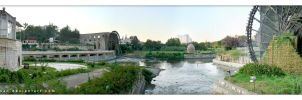 Al Assy Park in Hama 3 by Stelthman