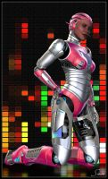 Robyn Robotic by celticarchie