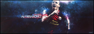 Alexis Sanchez by mikeepm