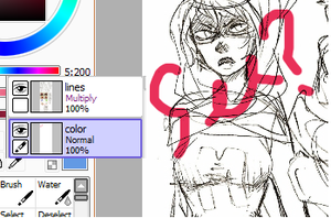 how to do layers for coloring by Costly