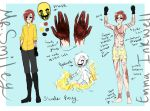 Mr. Smiley Ref by Chibi-Works