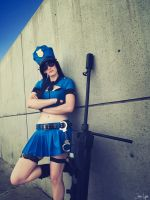 Officer Caitlyn Cosplay by SNTP