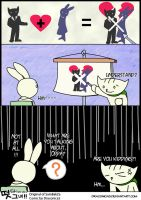 """""""There She Is"""" Comic - page13 by Draconica5"""