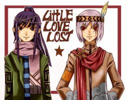 D.Grayman: Little Love Lost by nio