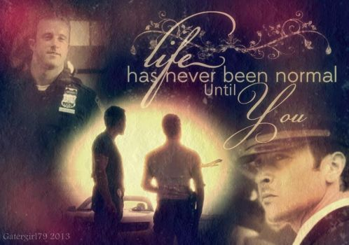 H50 - McDanno - Life has never been normal by Gatergirl79