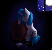 Working Late by Capseys