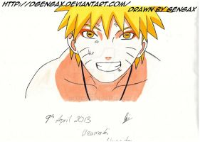 Naruto Training by DGengax