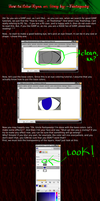 Tutorial - Coloring Eyes GIMP by FastSpeedy