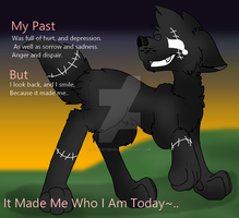 Lurker's Quote(Love You All) by Fursuiter189