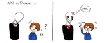 APH in Slender: Italy by HetaliaFreak345