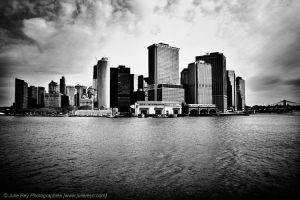 Lower Manhattan by julie-rc
