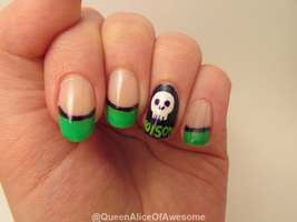 Poison Nails by QueenAliceOfAwesome