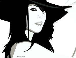 Liv Tyler vector by fallengoth