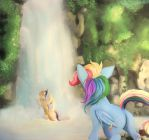 Waterfall by Miokomata