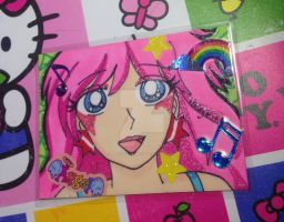 ACEO Gift: Jem by Magical-Mama