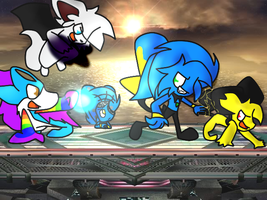 Super Smash Friends Brawl by Pokemonic