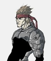 solid snake by Trickz