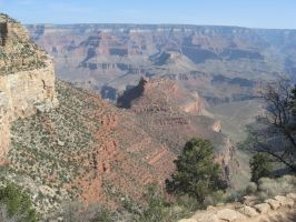 Grand Canyon 1 by FoxMcCarther